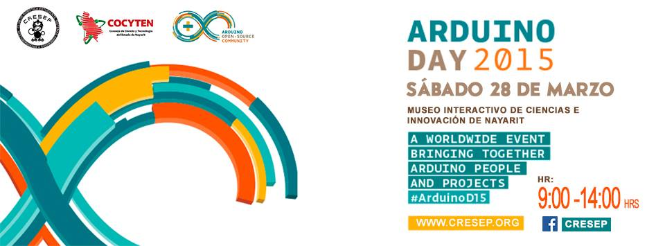 Arduino Day Nayarit