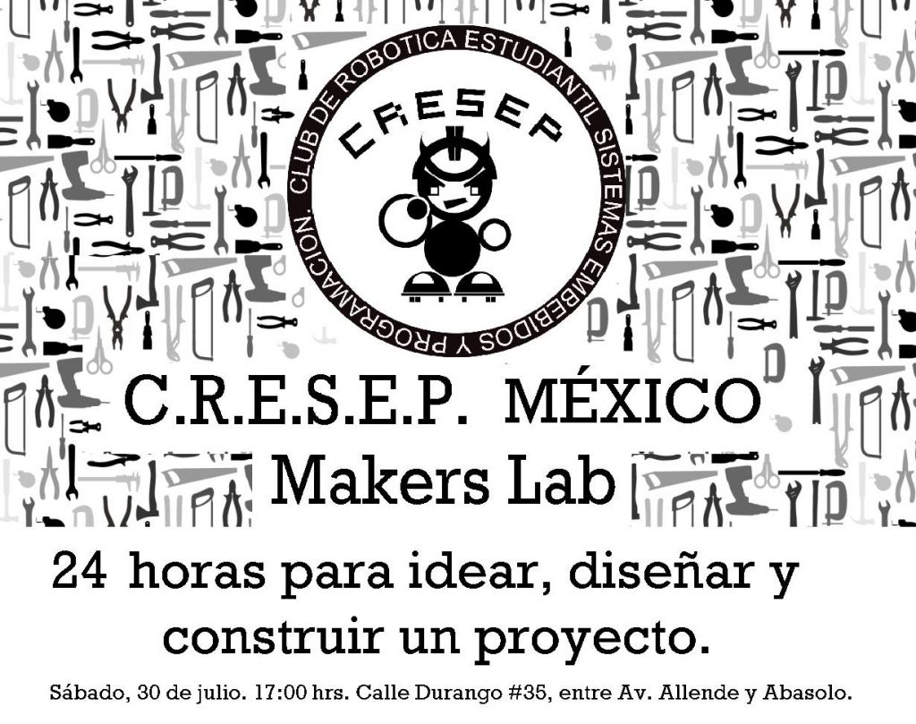 C.R.E.S.E.P. MÉXICO MAKERS LAB